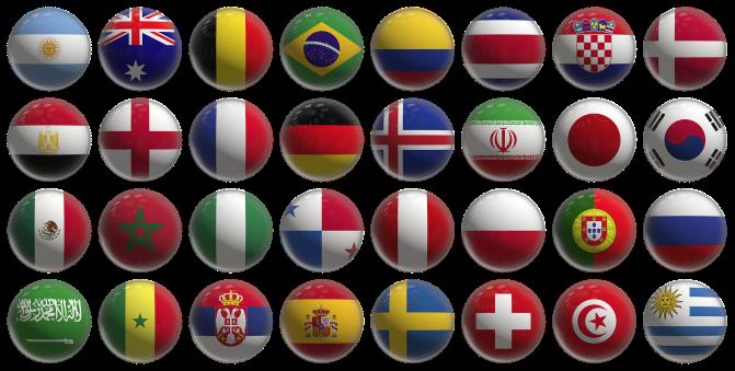 Alle WK-selecties op een rijtje