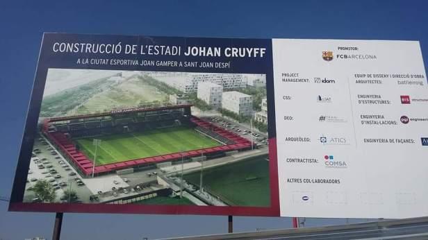 FC Barcelona Johan Cruijff