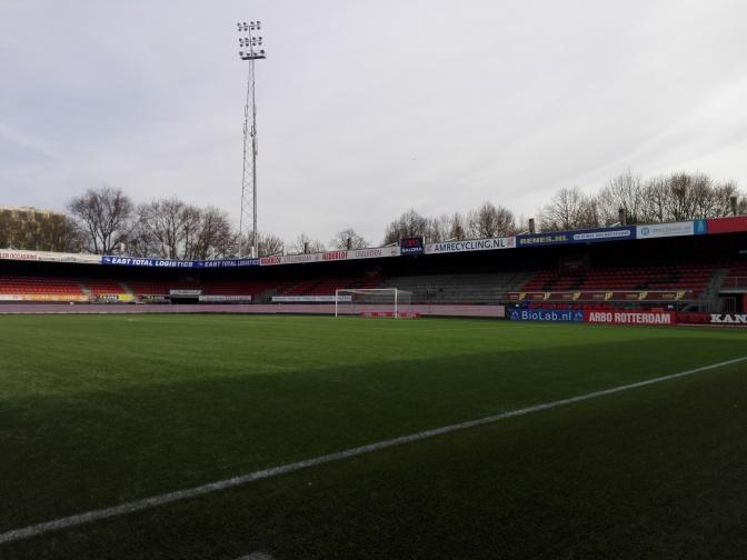 Mike van Duinen (Excelsior) eist te vertrekken naar PEC Zwolle