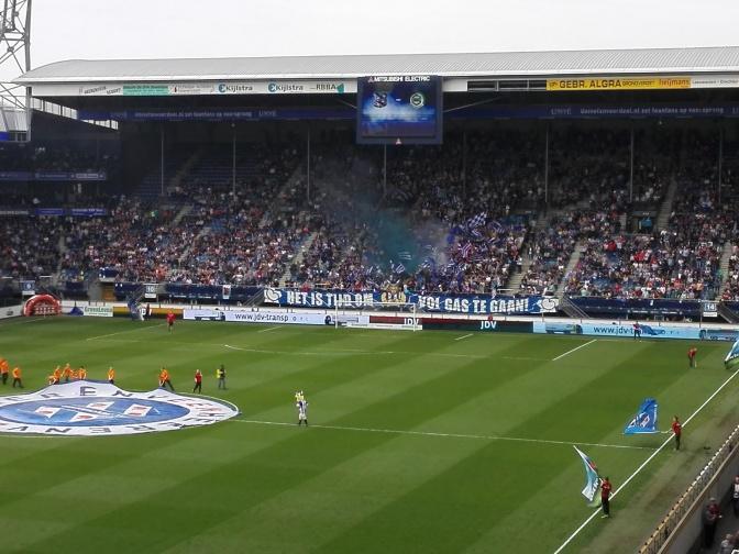 Dumfries richting PSV, Lammers en Floranus naar Friesland