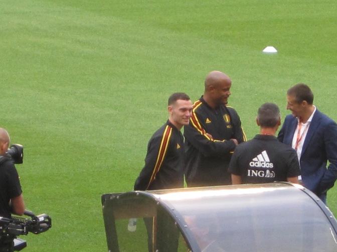 Manchester City praat met Umtiti als vervanger Kompany