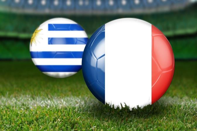 Laatste 5 ontmoetingen tussen Frankrijk en Uruguay leverden amper één doelpunt (Suarez, 2013) op